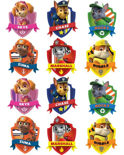 printable images of paw patrol 18 best speech therapy boys images on pinterest baby
