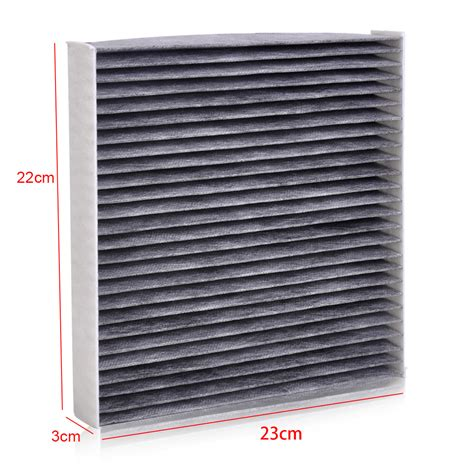 acura tl cabin filter cabin air filter 80292 sda a01 for acura mdx rl tl