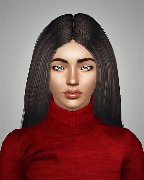Dreadlocks Hairstyle 004 By Kijiko by 75 Best Projets 224 Essayer Images On Sims Hair