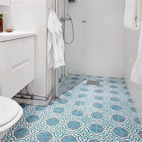 Keset Lantai Motif Kartun T1509017 63 model motif keramik kamar mandi minimalis terbaru 2018 dekor rumah