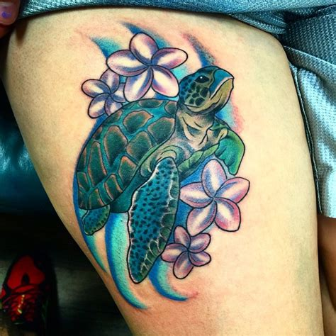 sea turtle tattoos designs sea turtle
