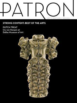 G Ci Speedy Kanvas patron magazine june july issue best of the arts by