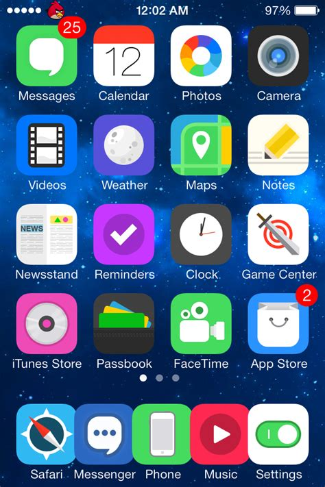 cartoon themes cydia the top 5 winterboaard themes for ios 7 redsn0w