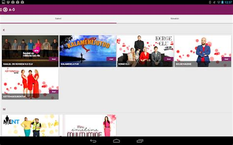 tv play eesti android apps  google play