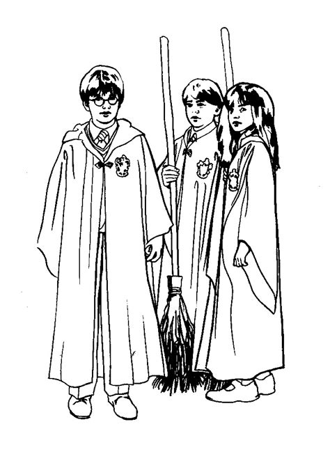 all harry potter coloring books printable harry potter coloring pages coloring me