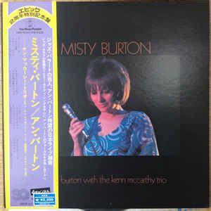 Kaos Burton High Quality Lp burton with the kenn mccarthy trio burton vinyl lp at discogs