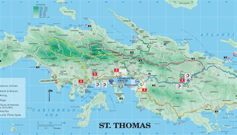 st map usvi st croix map us islands map where is st croix