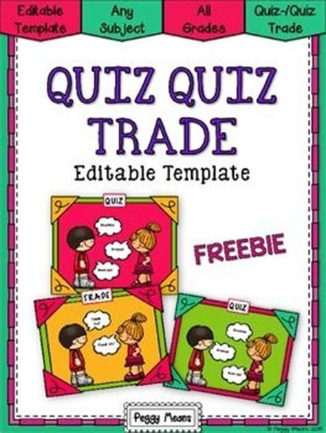 quiz quiz trade card template quiz quiz trade free editable template for creating