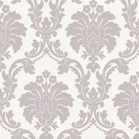 designer grey wallpaper uk arthouse opera romeo damask wallpaper 693501 blush