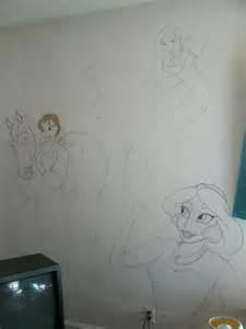 wall murals disney disney princess wall mural by cowgirlspirit on deviantart