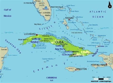 travel from jamaica to cuba by boat que bola along the malec 243 n