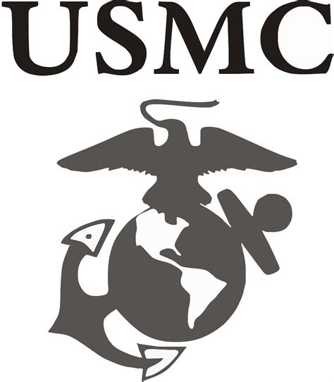 usmc marine corps eagle anchor globe stencil for painting marine corps emblem stencil cliparts co