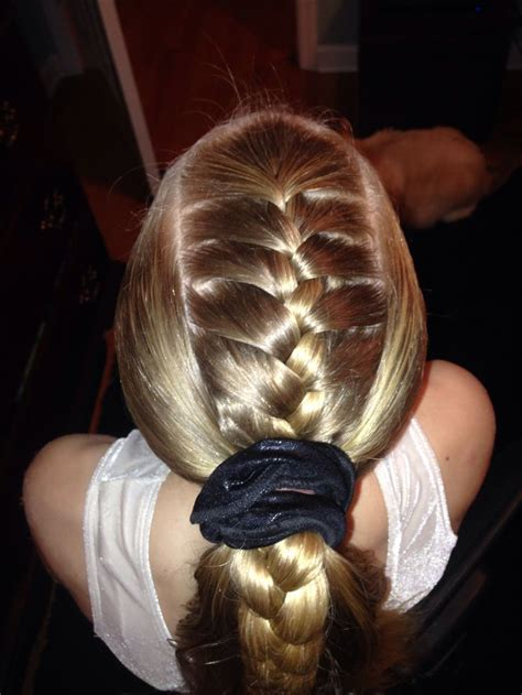 hairstyles for a gymnastics competition hairstyles for gymnastics competition