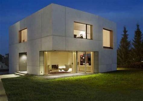casas cuadradas modernas fachadas de casas de 2 pisos part 5