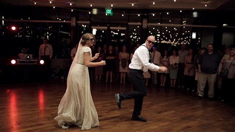 BEST surprise father daughter wedding dance to epic song