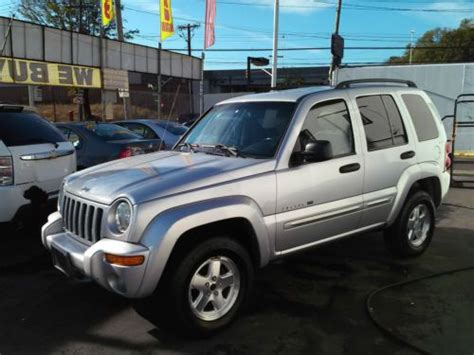 2002 Jeep Liberty Sport Mpg Find Used 2005 Jeep Liberty Limited Sport Utility 4 Door 2