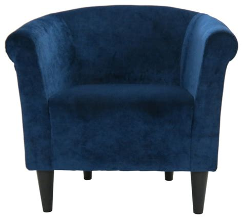 Savannah club chair royal blue armchairs and accent chairs by naples grande