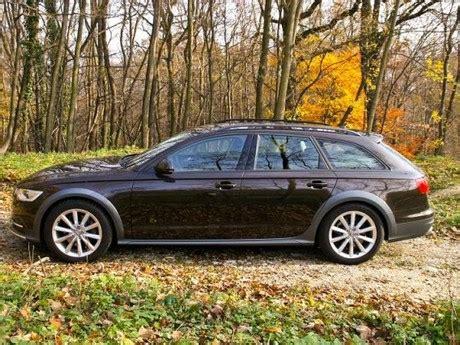 Audi A6 Testberichte by Audi A6 Allroad Quattro 3 0 Tdi Testbericht Auto