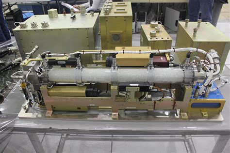 Nasa Bed Experiment by Nasa Packed Bed Reactor Experiment