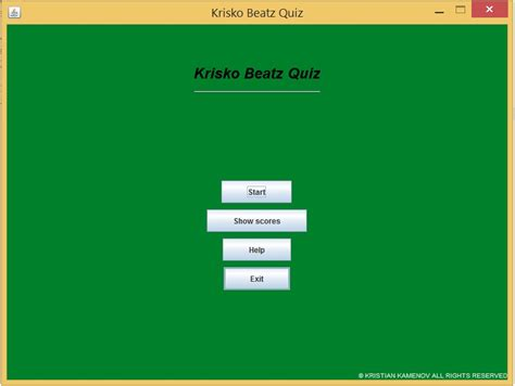 java swing quiz placing button panel in center java swing stack overflow