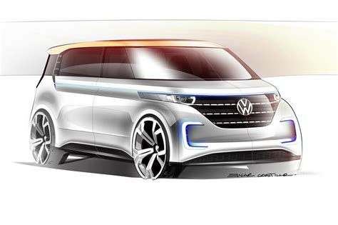 future volkswagen volkswagen lays out its electric future by car magazine