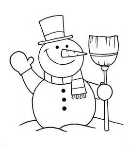 snowman templates snowman template snowman crafts free premium templates
