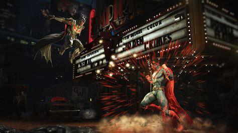 injustice  wallpapers  ultra hd  gameranx