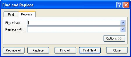 java pattern matcher replace exle find or replace cell contents find replace 171 editing