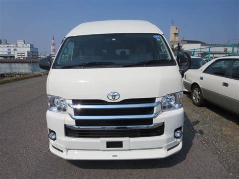 toyota hiace for sale used toyota hiace commuter for sale stock japanese