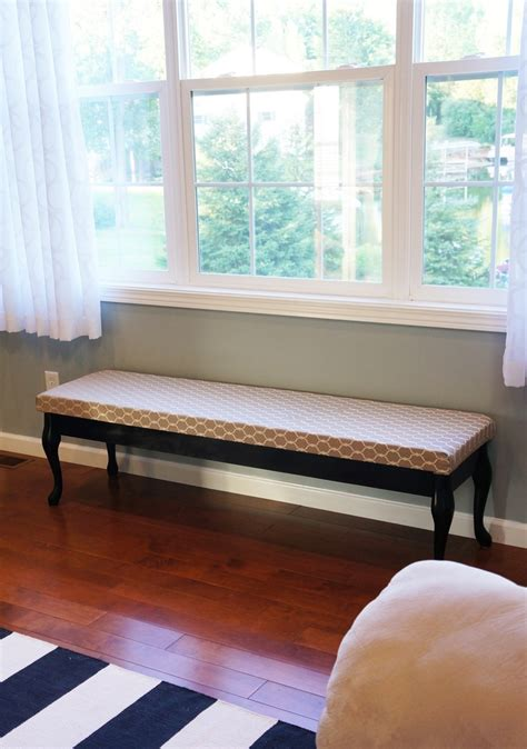 diy window bench diy window seat bench diy