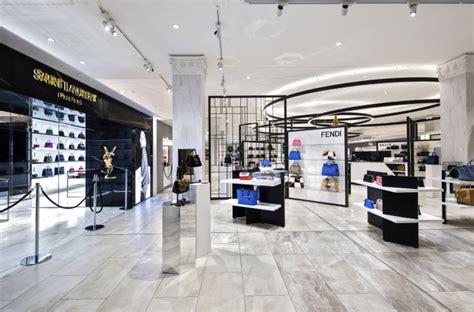 david jones flagship store by dalziel pow melbourne