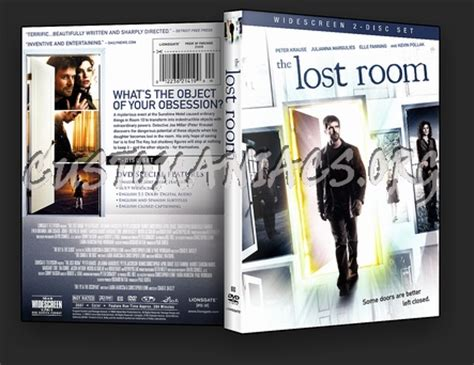 The Lost Room Free by The Lost Room Dvd Cover Dvd Covers Labels By Customaniacs Id 11439 Free Highres