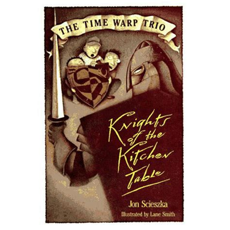 the time warp trio knights of the kitchen table j books