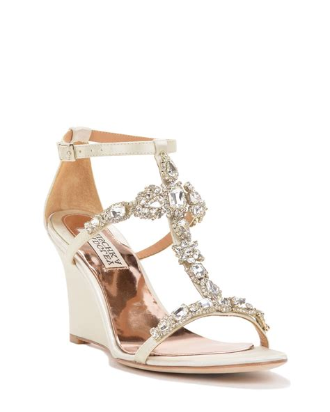 wedge wedding sandals strappy wedge evening shoe 225 come in gold