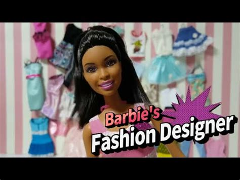 barbie fashion design maker youtube 패션 디자인 메이커 barbie fashion design maker how to make cloths