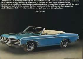 1967 Buick Gs 340 1967 Buick Gs 340 400 Brochure