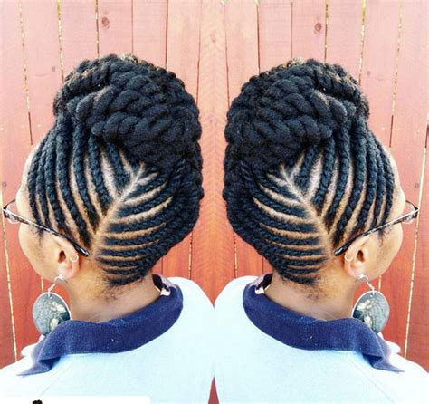 pics of formal flat twist updos the flat twist updo style official awesome twists and style