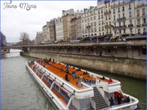 bateaux mouches wheelchair getting around of paris toursmaps