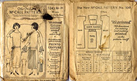 mccall pattern company history de coding vintage patterns part 1 mccall patterns the