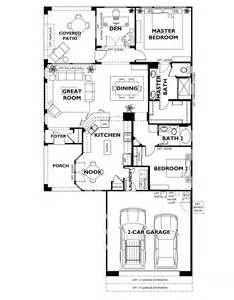 Model Home Floor Plans by Trilogy At Vistancia Monaco Floor Plan Model Home Shea