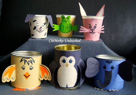 crafts can do 53 tin can crafts do small things with great