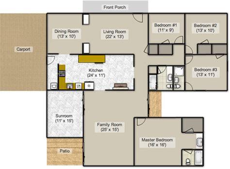 house floor planner the floor plan stan house