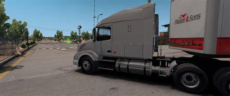 volvo truck shop ats volvo vnl truck shop v1 31 2b ats mod