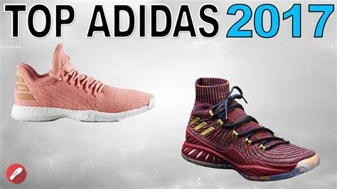 top 5 adidas basketball shoes of 2017