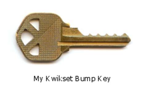 bump keys bill walter locksmith