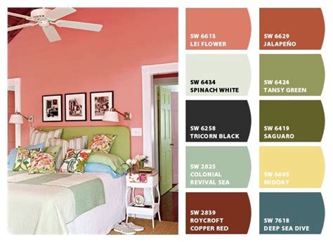 colors on white key west key west style the photographs above the guest bed are