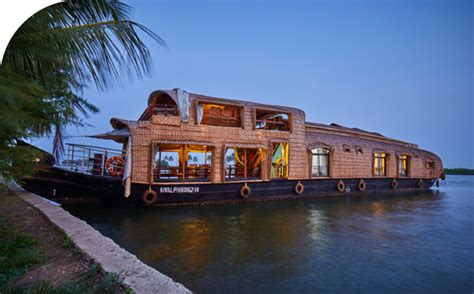 xandari houseboat xandari resorts india costa rica