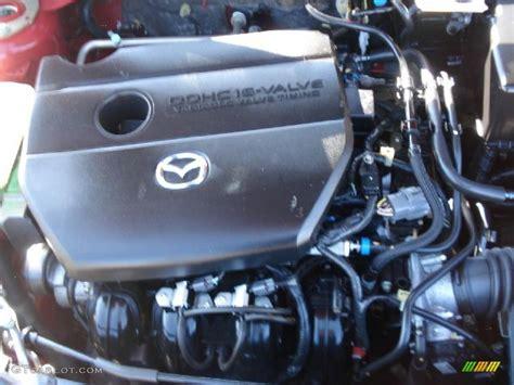 2006 mazda 3 2 3 engine 2006 mazda mazda3 s grand touring sedan 2 3 liter dohc 16v