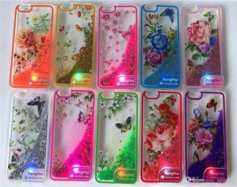 Water Glitter Redmi 3 Pro 3 S for iphone 7 7plus samsung s8 s8 plus j3 emerge peng hai