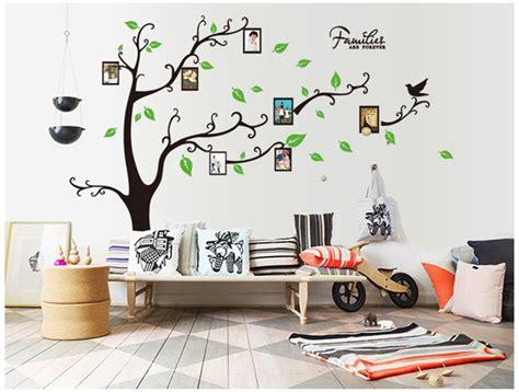 wallpaper dinding kamar pohon mengubah suasana ha dengan mendesain dinding interior rumah